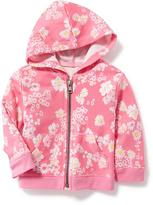 Old Navy French Terry Zip Hoodie for Baby