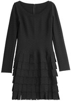 Alaia Mini Dress with Wool