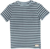 Tailor Vintage Sailor Stripe Pocket Tee