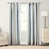 SONOMA Goods for LifeTM Havana Stripe Pole Top Curtain
