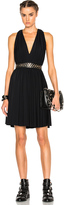 Alexander Wang Grommet Mini Dress