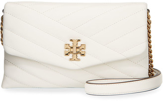 Tory Burch Kira Chevron Chain Wallet Crossbody Bag