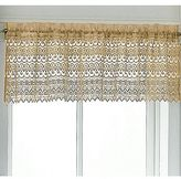 JCPenney jcp homeTM Parisian Rod-Pocket Tailored Valance