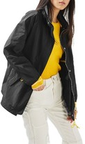 Topshop Women's Retro Sports Jacket