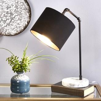 "Wrought Studio Stallworth Metal 20"" Desk Lamp"