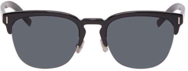 Christian Dior Black DiorFraction 6F Sunglasses