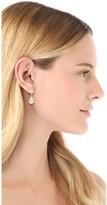 Kenneth Jay Lane Double Pear Drop Earring