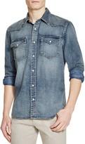 Jean Shop Western Regular Fit Button-Down Shirt - 100% Exclusive