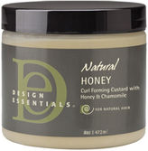 JCPenney Design Essentials Natural Honey Curl Forming Custard - 7.5 oz
