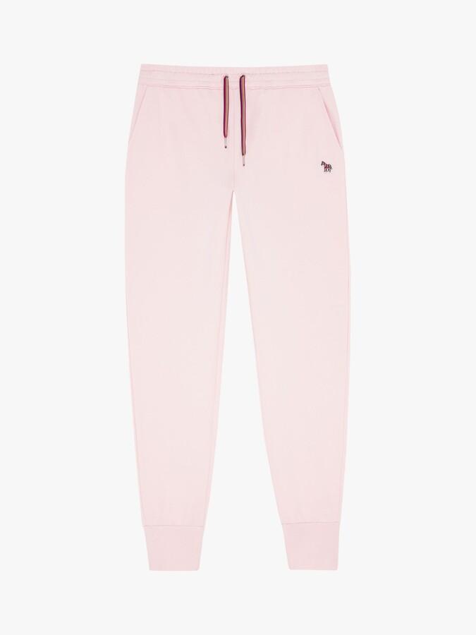 Paul Smith Zebra Sweatpants, Pink