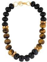 Bounkit Tiger's Eye Necklace