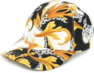Versace Classique print adjustable baseball cap