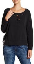 Amuse Society Whimsey Fleece Sweatshirt