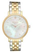 Kate Spade 'monterrey' Bracelet Watch, 38mm