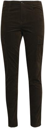 Vince Cotton-blend Corduroy Skinny Pants