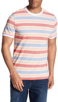 Original Penguin Short Sleeve Birdsye Striped Tee