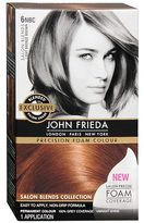 John Frieda Precision Foam Color Precision Foam Light Bronze Brown 6NBC