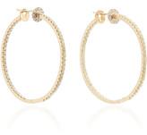 Nam Cho 18K Gold Diamond Earrings