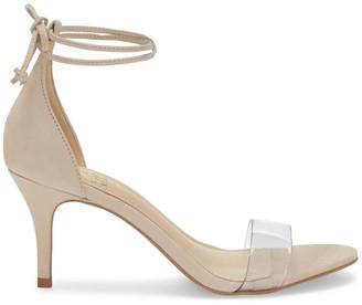 Vince Camuto Presinda Transparent-strap Sandal