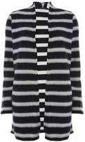 Vila **Vila Blue Stripe Blazer