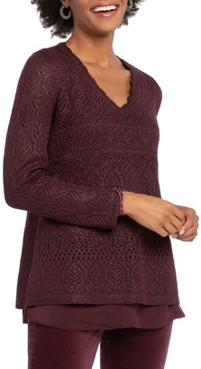 Nic+Zoe Shine On Sweater