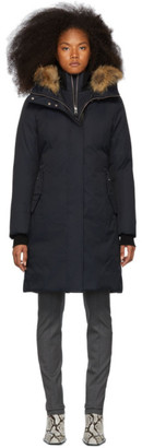 Mackage Navy Down Harlowe Coat