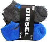 """Diesel Boy's """"No Show"""" Low Cut Sport Socks"""