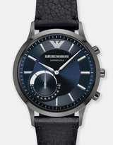 Emporio Armani Hybrid Smartwatch Renato Black