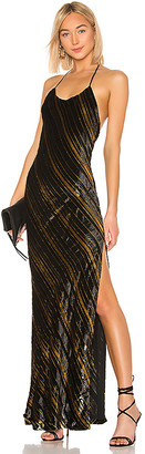 House Of Harlow x REVOLVE Jasper Silk Dress