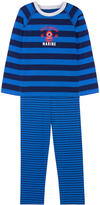 Petit Bateau Graphic two-piece pyjamas