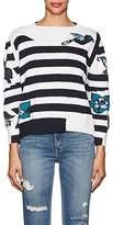 Spencer Vladimir Women's Striped Crewneck Sweater