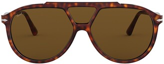 Persol Pilot Frame Sunglasses