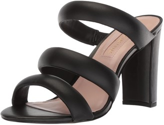 AVEC LES FILLES Women's Mara Heeled Sandal