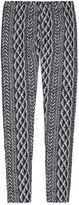 Arizona Solid Knit Leggings - Girls 7-16 and Plus