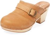 Toms Women's Elisa Leather Clog