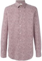 Paul Smith casual slim fit shirt - men - Cotton - S