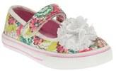 Nina Toddler Girl's 'Babette' Mary Jane Sneaker