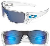 Oakley Men's 'Batwolf' Sunglasses - Clear
