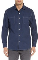 Tommy Bahama Men's 'New Seaside' Flannel Sport Shirt