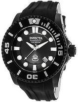 Invicta 20206 Men's Pro Diver Grand Diver Auto Black & White Silicone