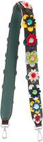 Fendi 'Strap you' floral strap - women - Calf Leather - One Size