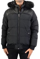 Redskins Jacket Helthy Mitchell Black Noir