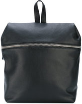 Eleventy zip detail backpack - women - Leather - One Size