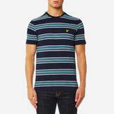 Lyle & Scott Men's Stripe T-Shirt