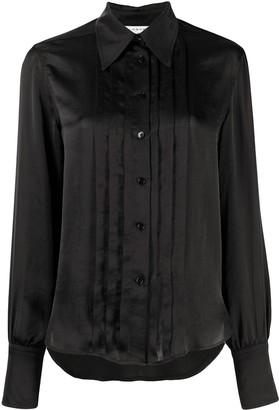 Philosophy di Lorenzo Serafini Pleated-Bib Shirt
