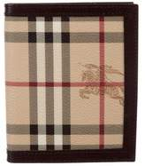 Burberry Haymarket Check Notebook