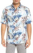 Tommy Bahama Sombra Shadow Standard Fit Sport Shirt