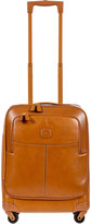 "Bric's Pelle Cognac 21"" Carry-On Spinner Luggage"