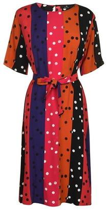 Paul Smith Spot Stripe Dress