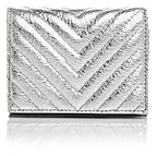 Rebecca Minkoff Love Quilted Leather Trifold Wallet